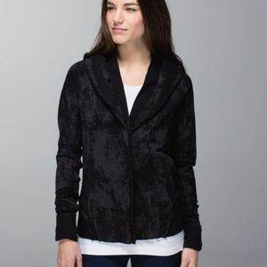 Lululemon To Class Jacket Stretch French Terry
